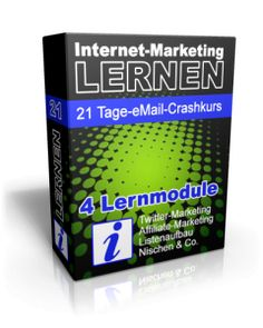 "Gratis EMailkurs ""Internet-Marketing Lernen"""
