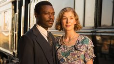 The film tells the story of Ruth Williams, a London typist, and Seretse Khama, heir to the throne of modern-day Botswana. In 1948, their interracial marriage sparked a political firestorm.