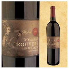 My favorite Tempranillo EVER.  My goto wine for any meal. www.domainetrouvere.com