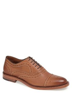 J&M 1850 'McGavock' Cap Toe Oxford available at #Nordstrom