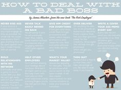 Financial Fridays: How To Deal With A Bad Boss