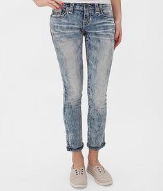 Big Star Vintage Jenae Ankle Skinny Stretch Jean