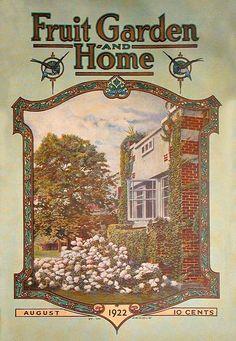 Fruit Garden and Home 1922-08