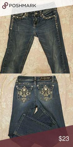 La idol🛑 W 28 L 34 EXCELLENT CONDITION Jeans