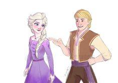 #kristelsa bestfriend forever (BFF) #frozen #frozen2 #harvestfest #elsa #queenelsa #kristoffbjorgman #kristoff #arendelle Jelsa, Frozen Art, Zen 2, Queen Elsa, Disney, Bff, Best Friends, Princess Zelda, Icecream