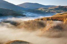 Красочная серия фотографий живописной Румынии