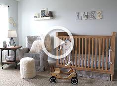 Project Nursery - Neutral Nursery Room Tour - Project Nursery