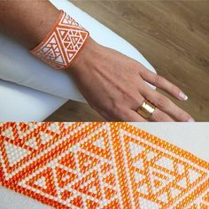 Why Investment Banking Bead Loom Patterns, Peyote Patterns, Jewelry Patterns, Bracelet Patterns, Beading Patterns, Bead Loom Bracelets, Woven Bracelets, Seed Bead Jewelry, Beaded Jewelry