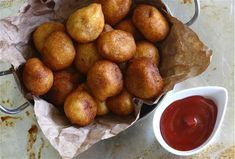 Gulity Pleasure: corn dog tots!