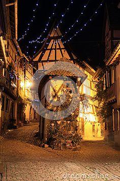 Temps de Noël en Alsace;Kaysersberg