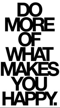 Do more....Happy