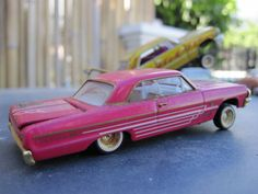 1/64 scale 1964 Chevrolet Impala Lowrider Revell