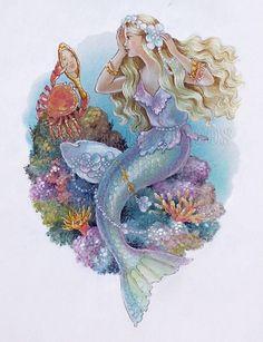 The Mermaid Princess by Shirley Barber