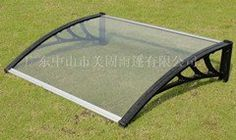 80 cm X 100 cm toldo, ventana canopy, dosel puerta, DIY