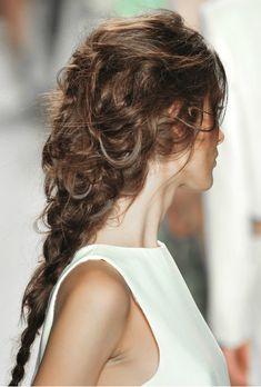{ mermaid hair }