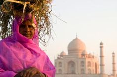 10 Top Destinations that Capture India's Diverse Charm: Iconic: Taj Mahal