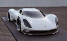 Porsche Electric Le Mans 2035 - GIlsung Park - 2014/15 //