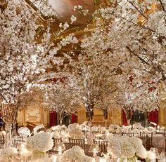 DeJuan Stroud Wedding Reception  Add little hanging crystals to incorporate with the chuppah over the dance floor