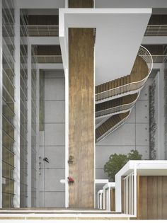 Richard Meier & Partners Architects, Roland Halbe · City Green Court