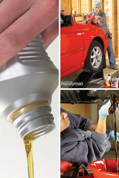 DIY Oil Change: Finally learn how to do your own oil changes http://www.familyhandyman.com/automotive/diy-oil-change