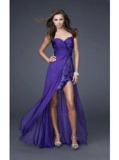 Vestido de noche (: