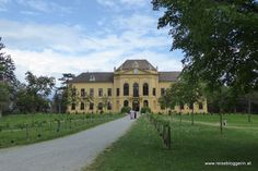 Schloss Hof in Niederösterreich Heart Of Europe, In The Heart, Mansions, House Styles, Travel Report, Travel Advice, World, Viajes, Fancy Houses