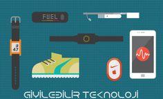 Giyilebilir Teknoloji Nedir? - Akıllı saatler, bileklikler, akıllı ayakkabılar ve daha onlarcası…  Tüm bunlar giyilebilir…