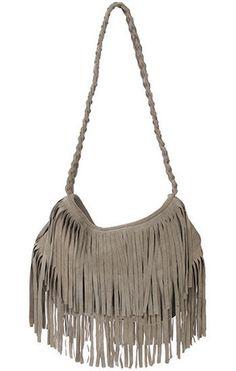 4556facd07 Vanessa Messenger – JJ Winters Fringe Handbags