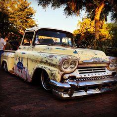 Incredible patina