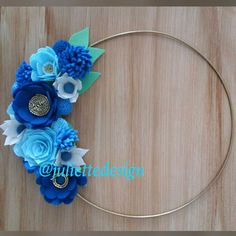 Modern Wreath, Hoop Wreath, Gold Hoop Wreath, Nursery Decor by juliettesdesigntr on Etsy https://www.etsy.com/listing/564214635/modern-wreath-hoop-wreath-gold-hoop