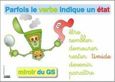 02 - verbe indique état - tikis - cleclasse #grammaire