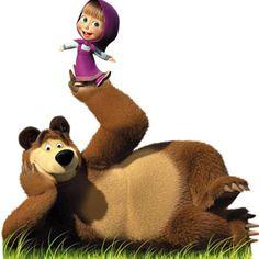 masha y el oso cumpleaños - Buscar con Google