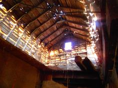 our old hip roof barn