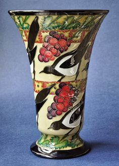 Moorcroft Pottery Art Pottery And Glass Stratford-upon-Avon: Moorcroft ...
