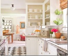 Holly Mathis kitchen