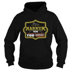 I Love  KEEP CALM AND LET HANNUM HANDLE IT T-Shirts