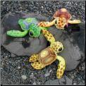 """Sea Turtle Cute Plush Toys - 17"""" Big Eyed Turtle (each) (SKU: FA11968)"""