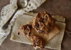 Troll a konyhámban: Mogyorós mazsolás csokis keksz - paleo