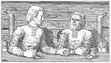 Harald Hardråde (1015 – 25. september 1066) var norsk konge fra 1046 – først sammen med Magnus den gode, siden enekonge fra 1047 til 1066 da han falt i slaget ved Stamford Bridge. Han ble senere begravet i Mariakirken i Trondheim. Da denne kirken ble revet, ble han begravet på nytt i Helgeseter kloster på den andre siden av Nidelva. Han var sønn av Sigurd Syr på Ringerike og halvbror til Olav den hellige