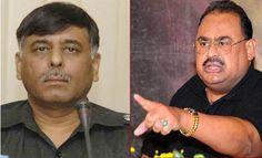 Former SSP Rao Anwar seeks registration of case against Altaf Hussain