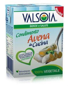 Ovsena krema za kuhanje, Valsoia, 200 ml