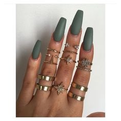 Naomi Giannopoulos @vegas_nay ?@victoriaoliviax...Instagram photo |... ❤ liked on Polyvore featuring nails