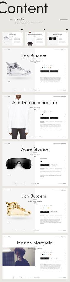 Serge Vasil, talentueux Webdesigner et Designer d'interface #