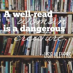 Dangerous indeed! #books #quotes