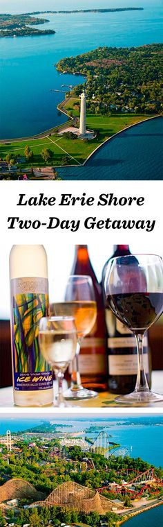 Summertime is prime time along Ohio's Lake Erie shore, where families thrill and chill on the water: http://www.midwestliving.com/travel/ohio/sandusky/lake-erie-shore-two-day-getaway/ #ohio #lakeerie #cedarpoint