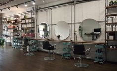 O salon in New York