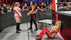 Dana Brooke, Shayna Baszler, Wwe Superstars, Knee Boots, Cool Pictures, Female, Shoes, Style, Fashion