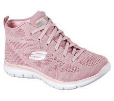 Skechers Women's Sport Memory Foam Flex Appeal 2.0 Stratosphere Pink 12897/PNK