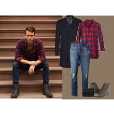 Casual man fashion by nina-g-96 on Polyvore featuring Madewell, DKNY, J Brand, Dirty Laundry and GANT