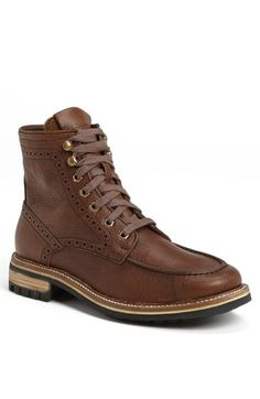 Roberto Vasi  Rick  Moc Toe Boot available at  Nordstrom Vintage Boots ded5bfd65f241